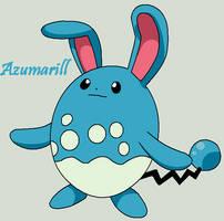 Azumarill by Roky320