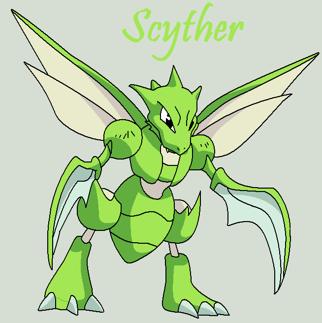 scyther 2 pokemon - photo #40
