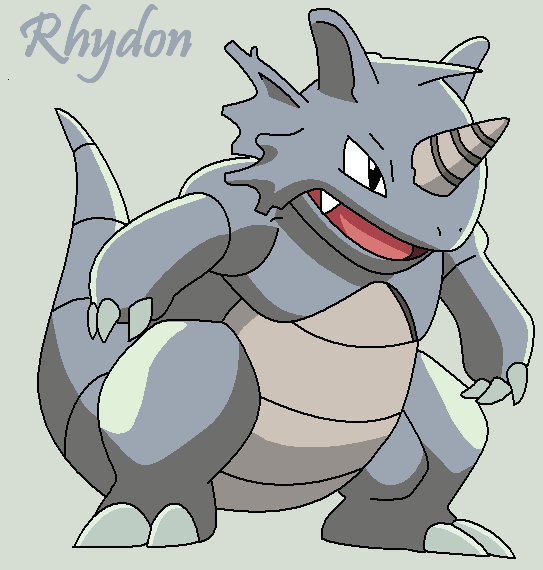 Rhydon by Roky320