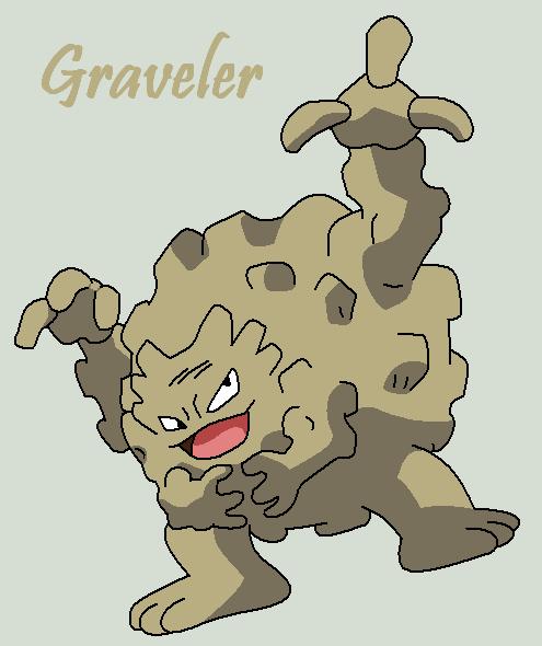 graveler wallpaper - photo #3