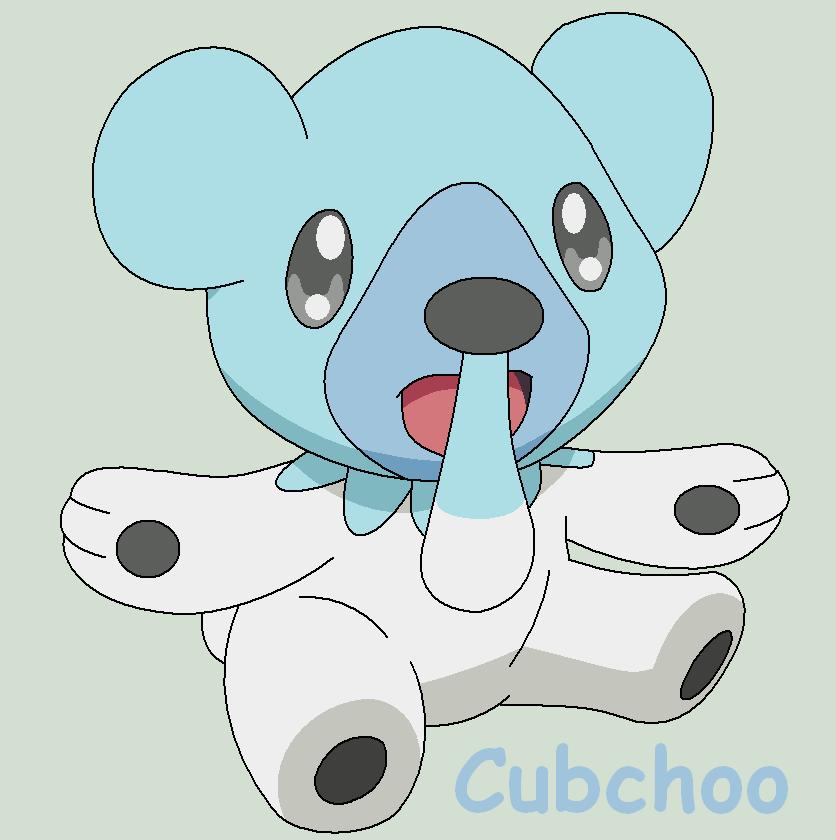 Pokemon Cubchoo Images | Pokemon Images