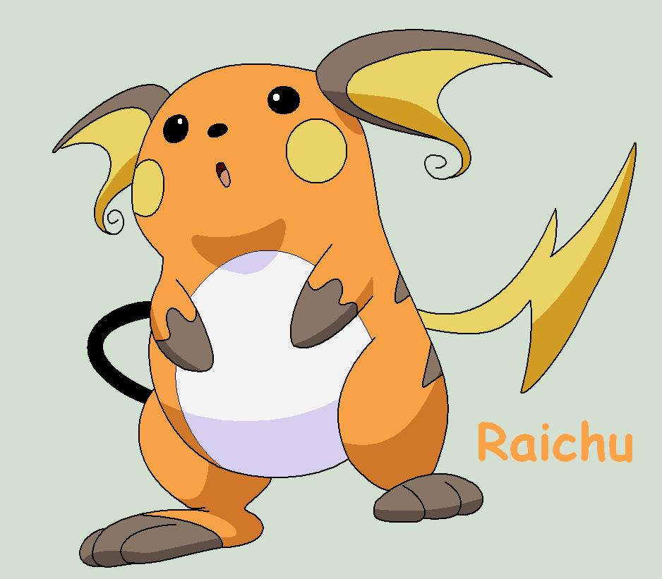 Raichu by Roky320