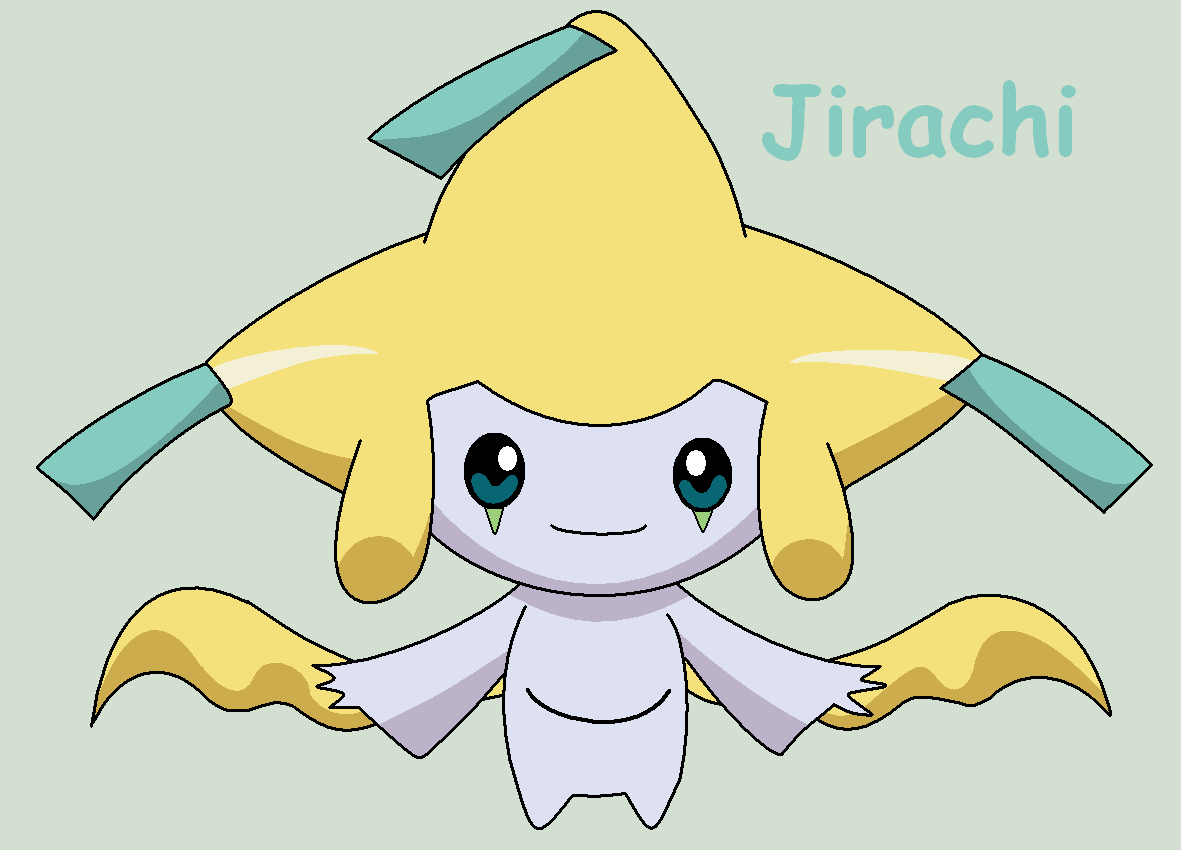 how to get jirachi oras 2017