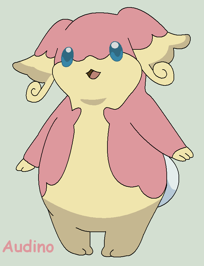 Audino by Roky320