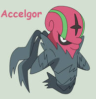 Accelgor by Roky320