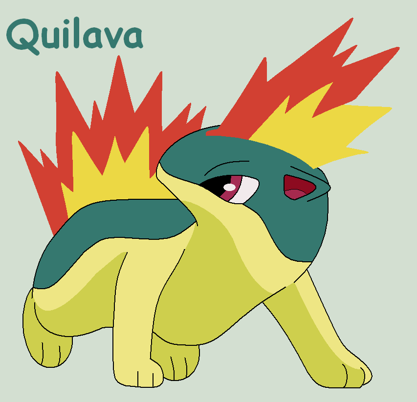 Quilava Images Pokemon Images