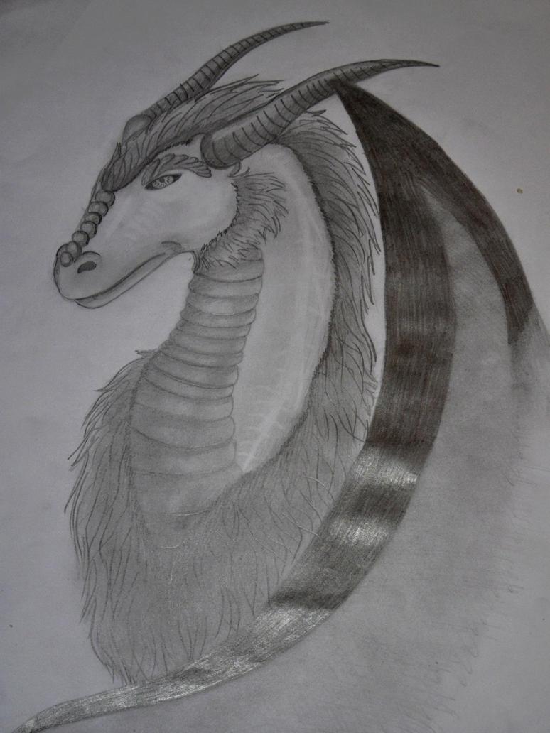 Dragon by Roky320