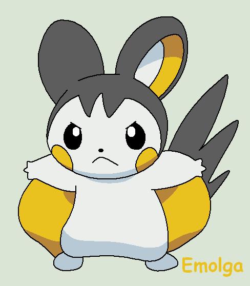 Pokemon Emolga Images ... Pokemon Oshawott Card