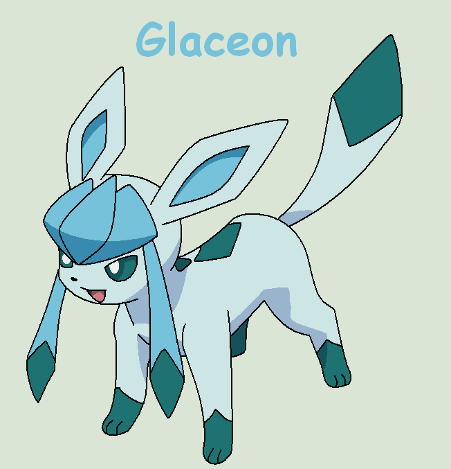 Glaceon by Roky320
