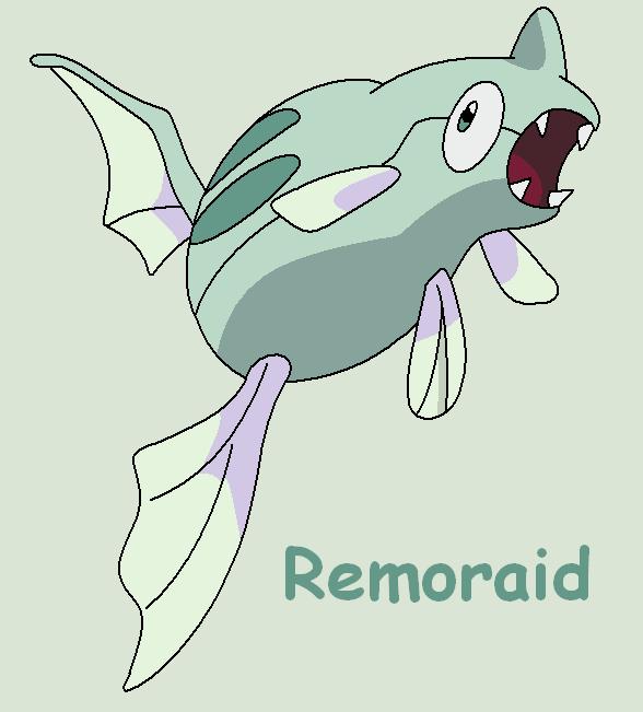 Pokemon Remoraid Images | Pokemon Images
