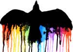 Rainbow behind by Roky320