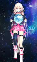 IA Super World by ShootingStarBlue