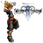 Sora Kingdom Hearts 2