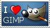 GIMP Stamp by DaBerry