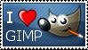 GIMP Stamp