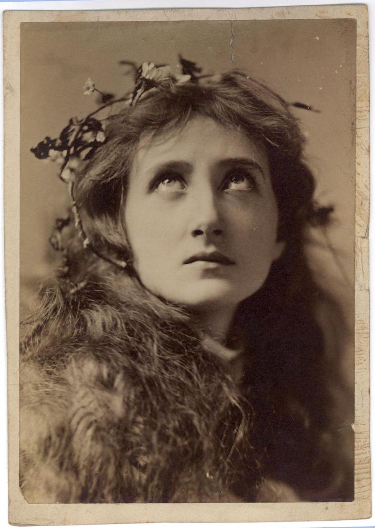 Vintage fairy II by MementoMori-stock