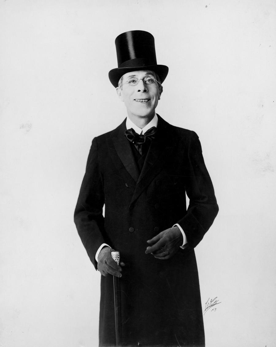 Vintage actor in costume 001 by MementoMori-stock