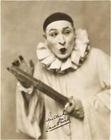 Vintage Clown by MementoMori-stock