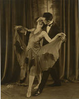 Vintage dancer couple by MementoMori-stock