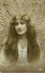 Vintage gorgeous woman 003
