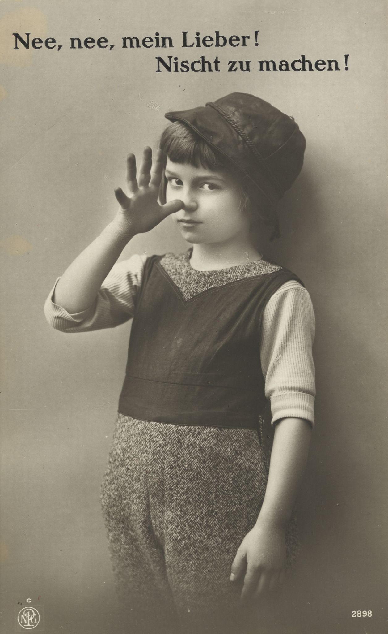 Vintage mocking kid by MementoMori stock on DeviantArt