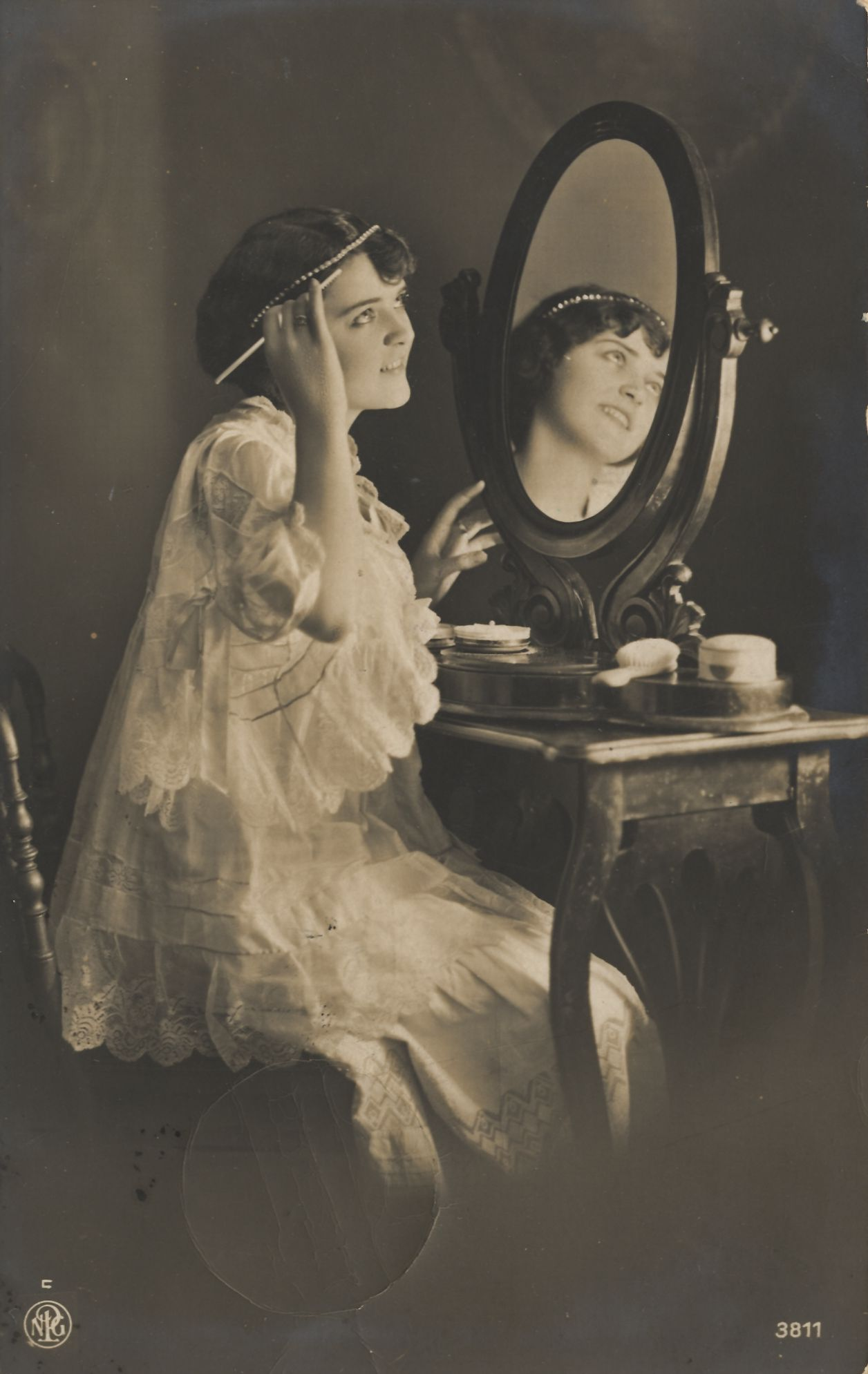 Vintage Woman In Boudoir By Mementomori Stock On Deviantart