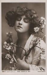 Vintage actress Miss Ray I