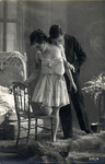 Vintage passionate couple 10