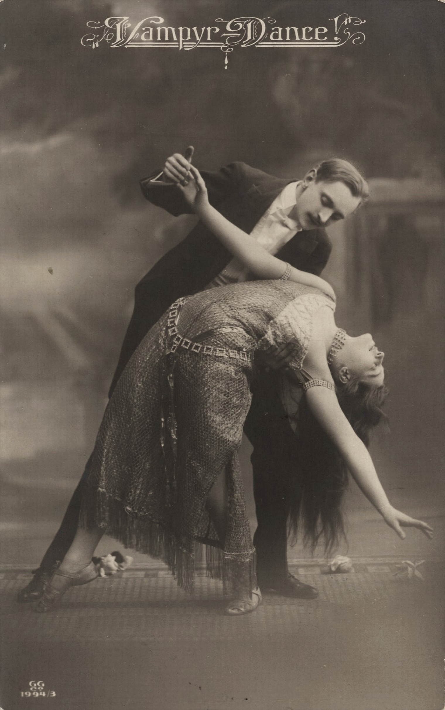 Vintage dancers 003 by MementoMori-stock