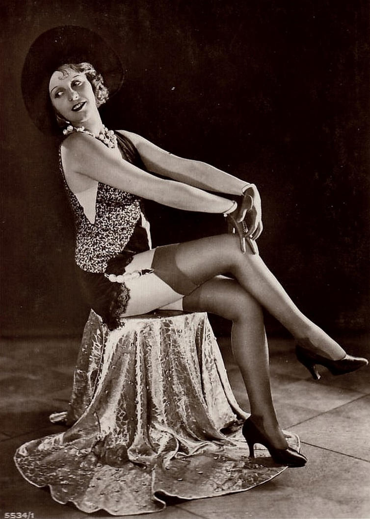 Vintage Pantyhose Stockings 77