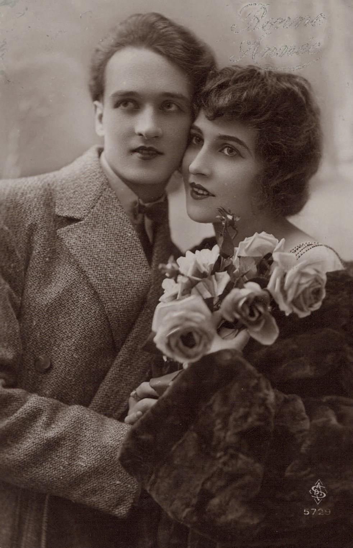 Vintage Couple In Love 002 By Mementomori Stock On Deviantart
