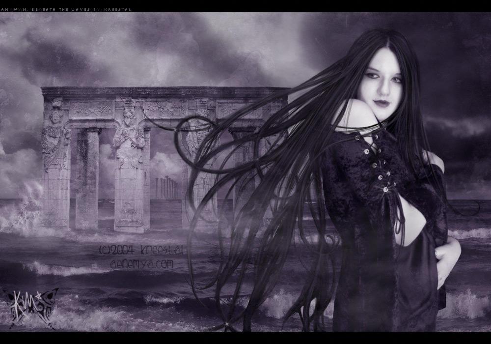 Annwyn, Beneath the Waves by kReEsTaL