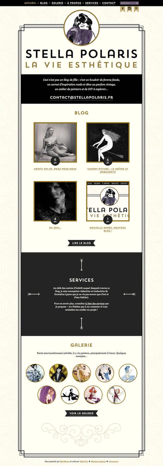 Stella Polaris redesign