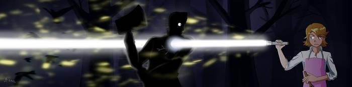 Flashlight 4tw by mirrowdothack