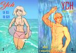 Collab-YCH 2021 #1-2. [CLOSED] by DersvingMoraine