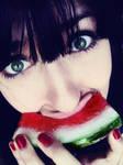 water-melon by makkejlo