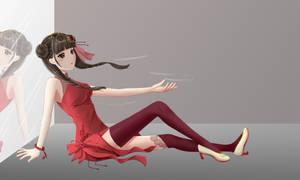 Miracle Nikki by Yuuki-Misaki01