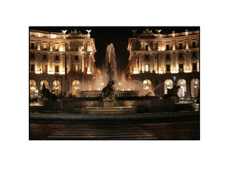 Rome at night 2 by PicTd