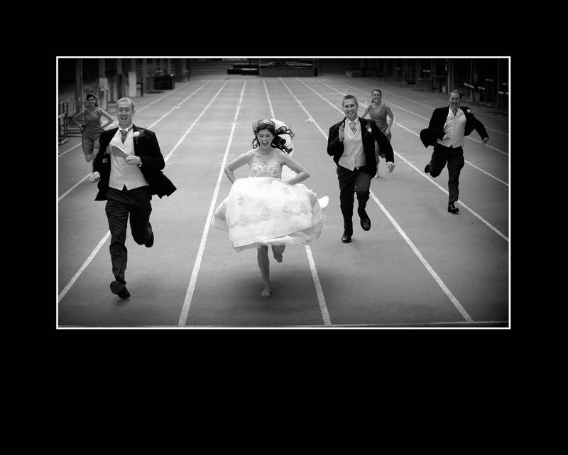 Runaway bride by PicTd