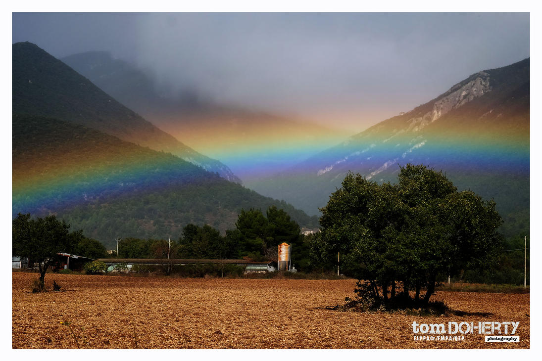Rainbow by PicTd