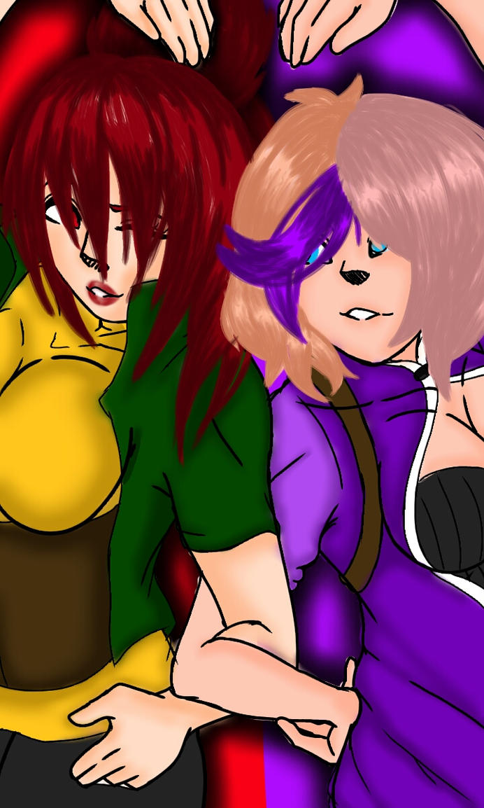 Friends! by Crystalthehedgehog9