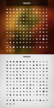 Digicam-Icon-Set