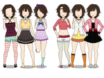 City Girl Casual Outfits