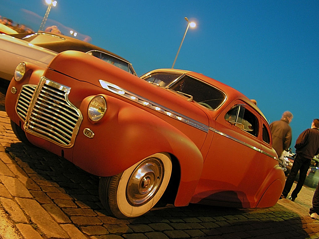some old american oldtimers by
