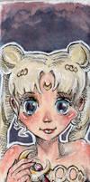 SailorMoon Bookmark by mirror2rorrim