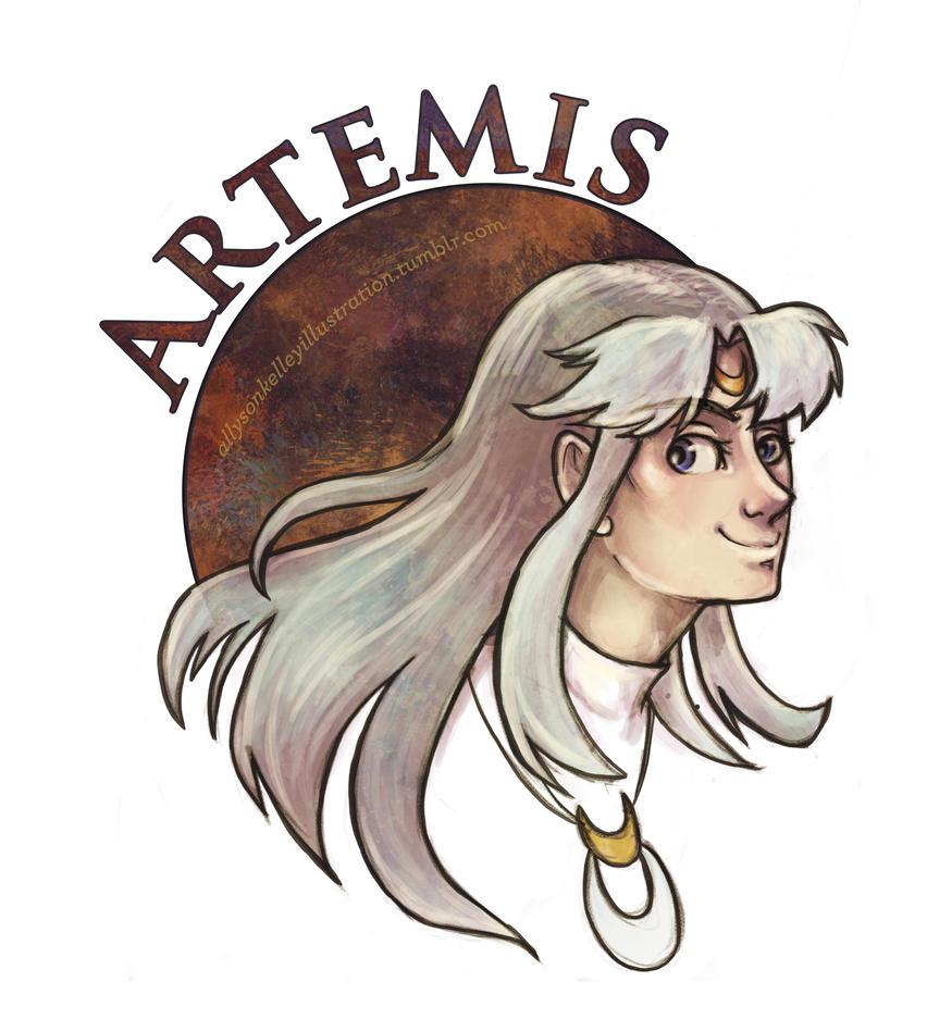 SM: Human Artemis by mirror2rorrim