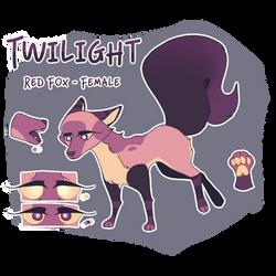 Twilight ref 2k18 by ArcticJackal