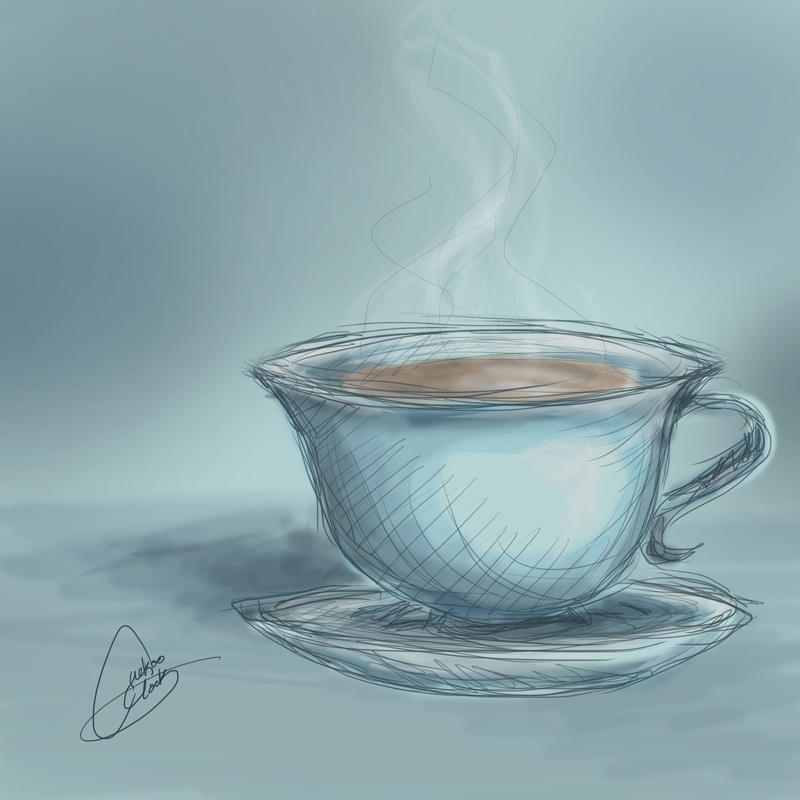 Sketches: Tea. by NAD-LifeOfficial