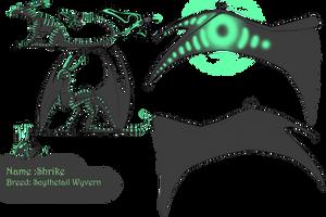 Shrike Ref by ThunderArc