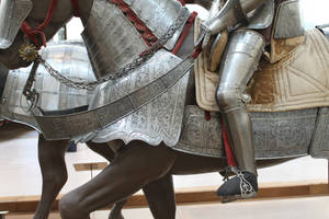 mounted knight close up 14 by oldsoulmasquer